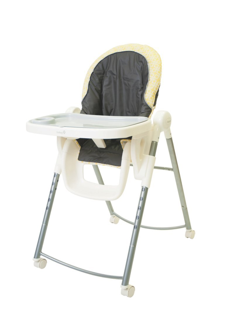 Safety 1st Adjustable Highchair- Aqueous Dorel Juvenile Canada 03008CCUE
