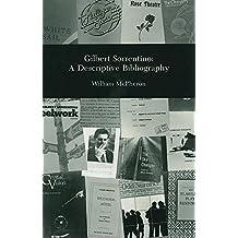 Gilbert Sortentino: A Descriptive Bibliography
