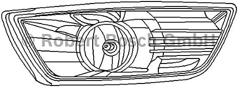 Bosch 0 305 081 003 Contacto de alarma de desgaste de las ...