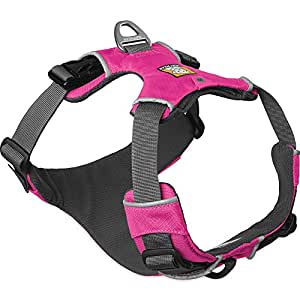 Ruffwear - Front Range All-Day Adventure Harness for Dogs, Alpenglow Pink, Large/X-Large