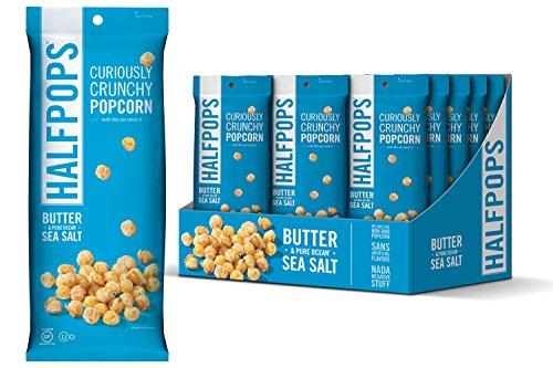 popped butter popcorn - 2