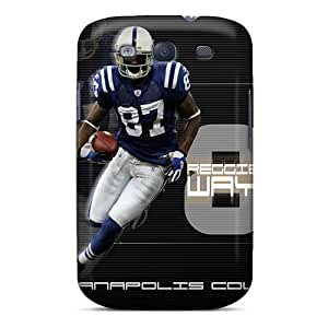 For Xianshishop Galaxy Protective Cases, High Quality For Galaxy S3 Indianapolis Colts Skin Cases Covers Black Friday