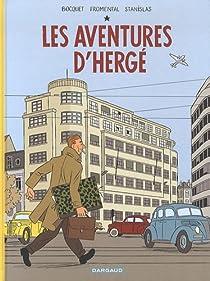 Les Aventures d'Hergé par Bocquet