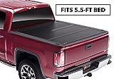 BAKFlip FiberMax Hard Folding Truck Bed Tonneau Cover | 1126120 | fits...
