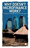Book Cover for Why Doesn't Microfinance Work?: The Destructive Rise of Local Neoliberalism