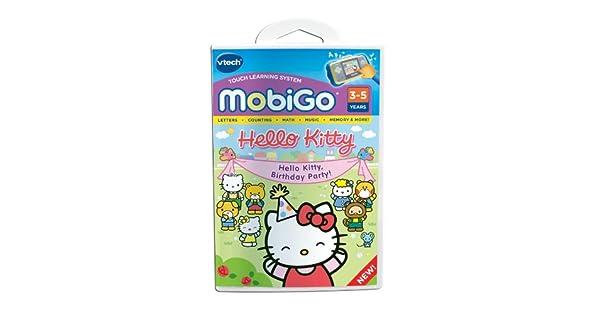 Amazon.com: Vtech Mobigo Software hello kitty: Toys & Games