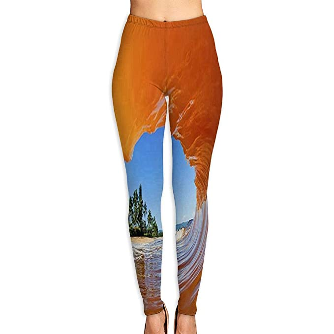 Amazon.com: Leggings personalizados para yoga, pantalones de ...