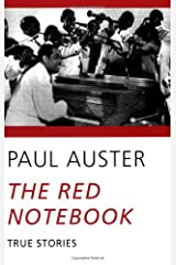 The Red Notebook: True Stories Paperback