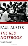 The Red Notebook, Paul Auster, 0811214982