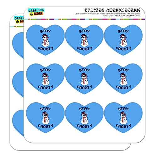 - Stay Frosty Chill Snowman Funny Humor 2