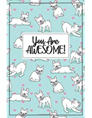 French Bulldog Gift - Frenchie Journal: A blank lined French Bulldog notebook for frenchie mom or frenchie dad, frenchie birthday party, french bulldog birthday party, french bulldog book, frenchie party gift, frenchie stuff, Frenchie notebook,