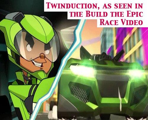 10 Car Bundle - Team Hot Wheels: Build the Epic Race + The ...