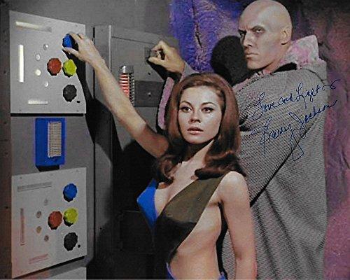 - Sherry Jackson Star Trek TOS 6 Original Autographed 8X10 Photo