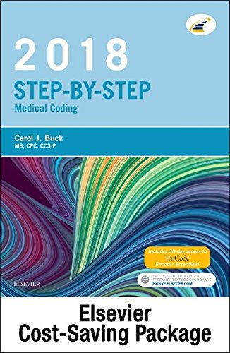 Medical Coding Online for Step-by-Step Medical Coding, 2018 Edition (Access Code, Textbook and Workbook Package), 1e - medicalbooks.filipinodoctors.org