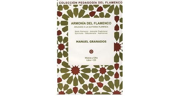GRANADOS M. - Armonia del Flamenco para Guitarra por Musica y ...