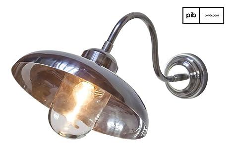 Applique industrielle étanche col de cygne amazon luminaires