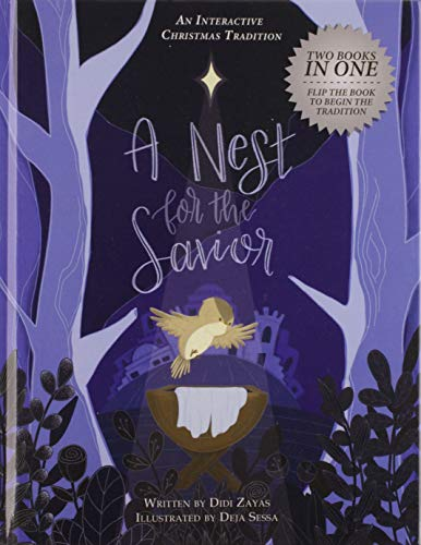 (A Nest for the Savior: An Interactive Christmas)