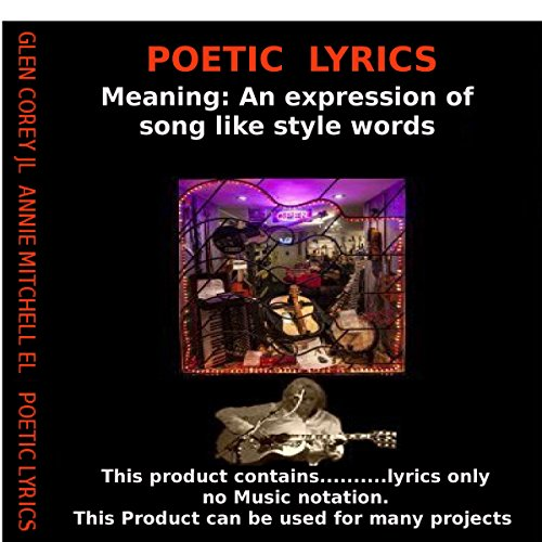 Poetic Lyrics: Meaning: An Expression of Beautiful Song-Like Style Words Beautiful Expressions Roses