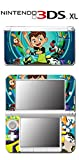 Ben 10 Reboot Ten 2016 Cartoon Tennyson Video Game Vinyl Decal Skin Sticker Cover for Original Nintendo 3DS XL System