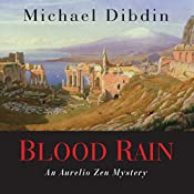 Blood Rain | Michael Dibdin