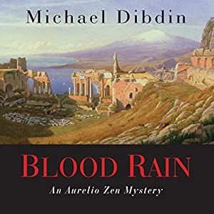 Aurelio Zen: Blood Rain Audiobook