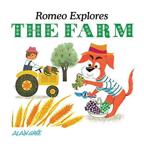 Romeo Explores the Farm