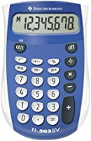 Texas Instruments TI-503 SV Standard Function Calculator