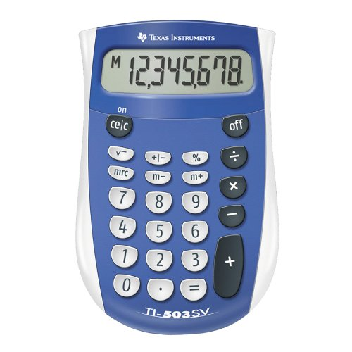 Texas Instruments TI503SV Calculator TI-503 SV
