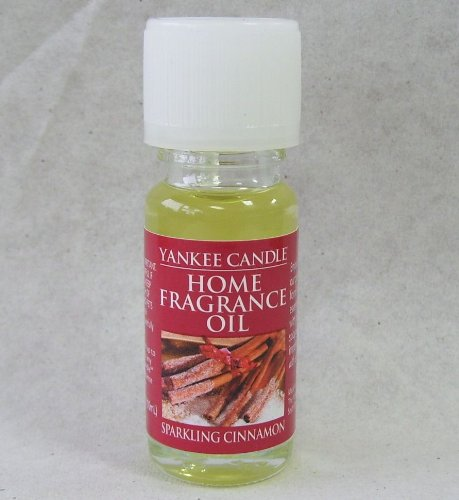 (Sparkling Cinnamon Fragrance Oil - Yankee Candle)
