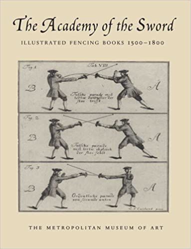Resultado de imagen de The Academy of the Sword: Illustrated Fencing Books