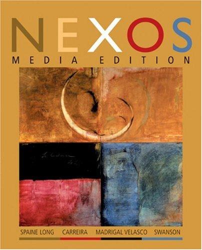 Nexos, Media Edition