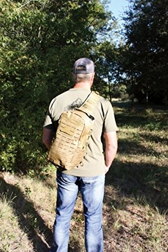 Red Rock Outdoor Gear Raider Sling Pack Coyote by Red Rock Outdoor Gear (Image #3)