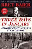 Three Days In January - Signed / Autographed Copy
