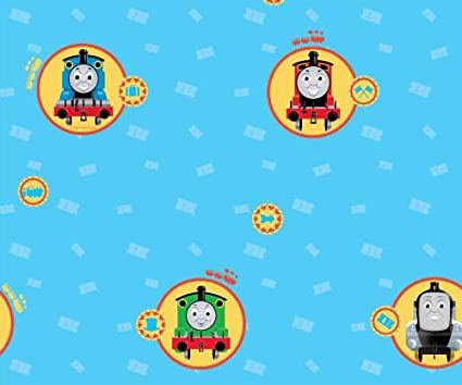 Decofun Thomas The Tank Engine Wallpaper