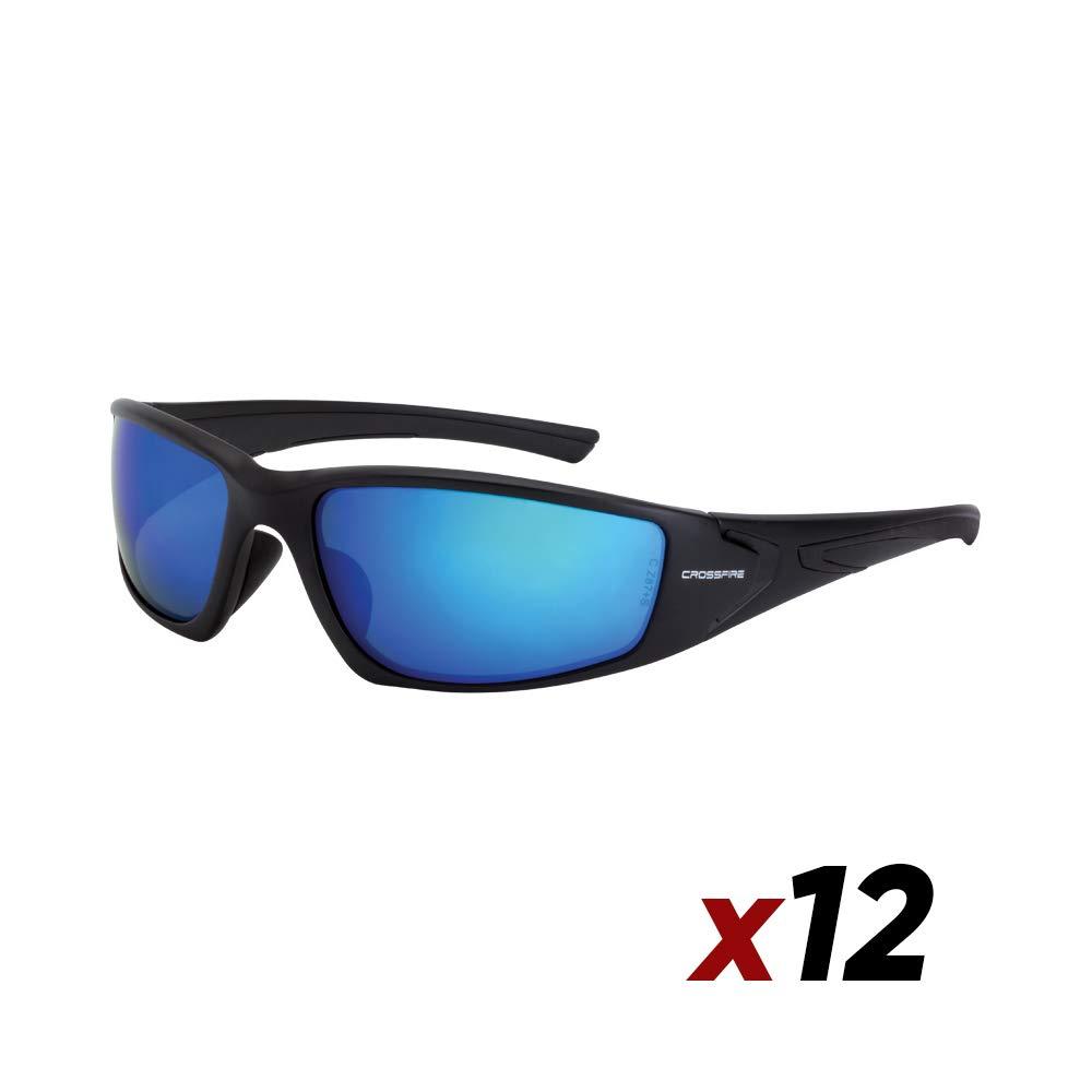 Crossfire Eyewear 23226 Rpg Polarized Safety Glasses (12 Pack)