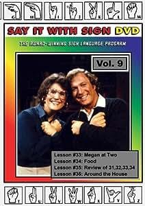 Sign Language Course - Vol. 9