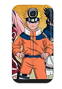 For ElsieJM Galaxy Protective Case, High Quality For Galaxy S4 Naruto 1024 X 768 Pixels Skin Case Cover