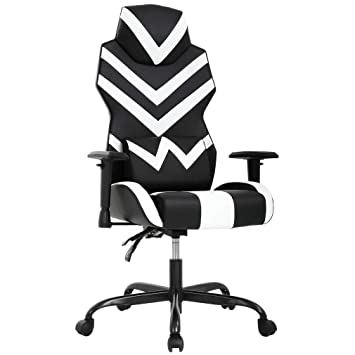 Awesome Office Chair Ergonomic Pc Gaming Chair Desk Chair Executive Task Computer Chair Back Support Modern Executive Adjustable Arms Rolling Swivel Chair For Pabps2019 Chair Design Images Pabps2019Com