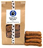 K9 Bytes Pumpkin Spice Dog Treats