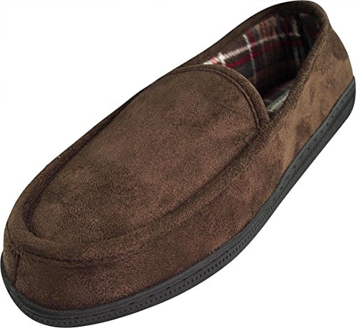 Perry Ellis Classic Moccasin Slippers