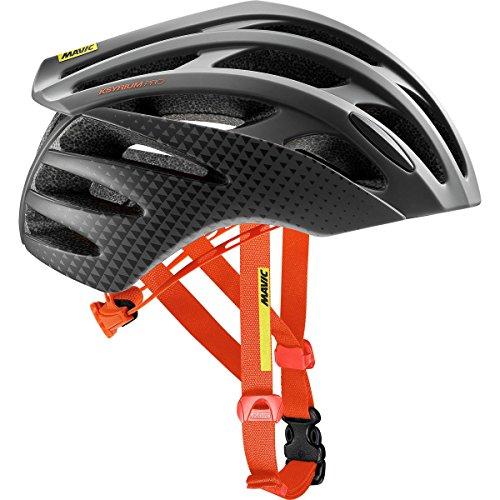 Mavic Ksyrium Pro Helmet Asphalt/Orangeade, M