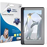 "Tech Armor Kindle Fire HD Screen Protector, Anti-Glare/Anti-Fingerprint Amazon Kindle Fire HD 7"" (2012) Film Screen Protector [3-Pack]"