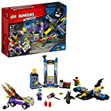 Toys : LEGO Juniors/4+ DC The Joker Batcave Attack 10753 Building Kit (151 Piece)