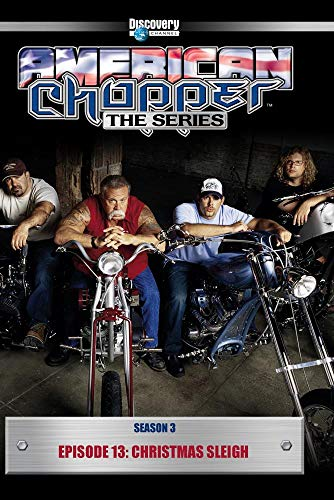 (American Chopper Season 3 - Episode 13: Christmas Sleigh)