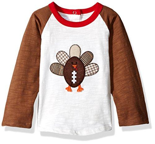 Mud Pie Baby Raglan T Shirt