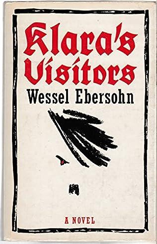 book cover of Klara\'s Visitors