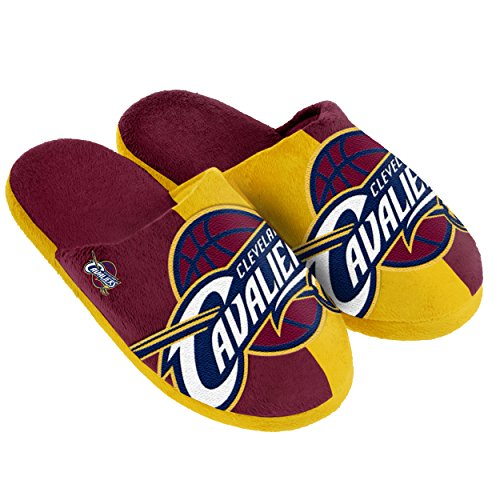 Cleveland Cavaliers Split Color Slide Slipper Medium