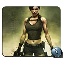 Custom Tomb Raider v10 Mouse Pad g4215