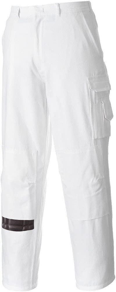 S817WHRXXL Portwest S817-Mens Painters Trousers