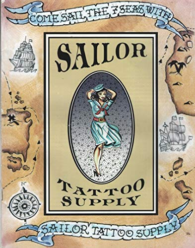 (Come Sail the 7 Seas with Sailor Tattoo Supply)